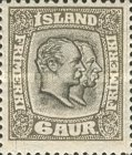 [King Christian IX and Frederik VIII - Different Watermark, Typ G19]