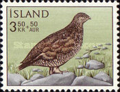 [Charity Stamps - Rock Ptarmigan, type GC]