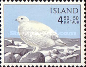 [Charity Stamps - Rock Ptarmigan, type GD]