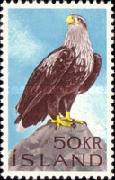 [Native Fauna - White-tailed Eagle, type GL]