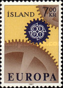 [EUROPA Stamps, Typ GT]