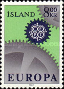 [EUROPA Stamps, Typ GT1]
