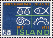 [The 50th Anniversary of Iceland's Chamber of Commerce, Typ GV]