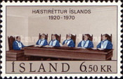 [The 50th Anniversary of the Icelandic Supreme Court, Typ HO]