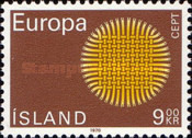 [EUROPA Stamps, type HS]