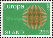 [EUROPA Stamps, type HS1]