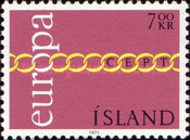 [EUROPA Stamps, type IA]