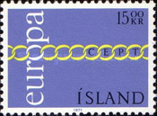 [EUROPA Stamps, type IA1]