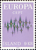 [EUROPA Stamps, Typ II]