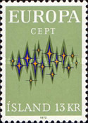 [EUROPA Stamps, Typ II1]