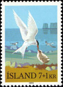 [Birds - Charity Stamps, Typ IP]