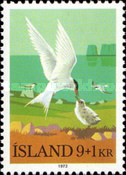 [Birds - Charity Stamps, Typ IP1]