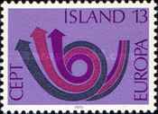[EUROPA Stamps, type IQ]