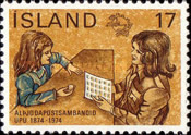 [The 100th Anniversary of the Universal Postal Union, Typ JO]