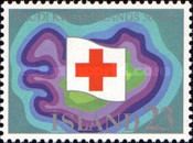 [The 50th Anniversary of Red Cross in Iceland, Typ JZ]