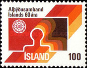 [The 60th Anniversary of the Icelandic Federation of Labour, Typ KJ]