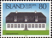 [EUROPA Stamps - Monuments, Typ KT]