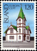 [EUROPA Stamps - Monuments, Typ KU]