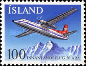 [The 50th Anniversary of Icelandair, Typ KW]