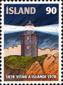 [The 100th Anniversary of Lighthouses in Iceland, Typ LA]