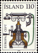 [EUROPA Stamps - Post & Telecommunications, Typ LC]