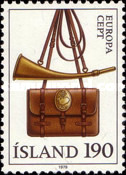 [EUROPA Stamps - Post & Telecommunications, Typ LD]