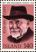 [EUROPA Stamps - Famous People, type LP]