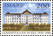 [The 50th Anniversary of the National Hospital, Typ LY]