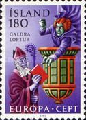 [EUROPA Stamps - Folklore, Typ MC]