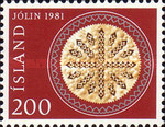 [Christmas Stamps, Typ ML]
