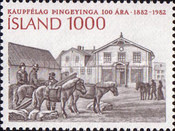 [The 100th Anniversary of the Co-operative Stores, Typ MU]