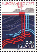 [EUROPA Stamps - Inventions, Typ NI]