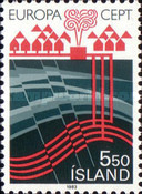 [EUROPA Stamps - Inventions, type NJ]