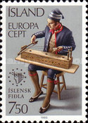 [EUROPA Stamps - European Music Year, Typ OO]