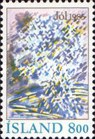 [Christmas Stamps, Typ OX]