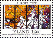 [EUROPA Stamps - Modern Architecture, Typ PU]