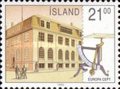 [EUROPA Stamps - Post Offices, Typ SB]
