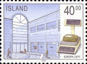 [EUROPA Stamps - Post Offices, Typ SC]