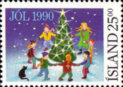 [Christmas Stamps, Typ SJ]