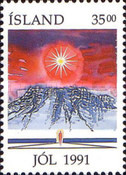 [Christmas Stamps, Typ TE]