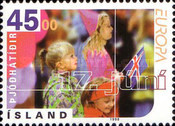 [EUROPA Stamps - Festivals and National Celebrations, Typ XS]