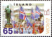 [EUROPA Stamps - Festivals and National Celebrations, Typ XT]