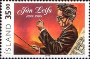 [The 100th Anniversary of the Birth of Jon Leif, Typ YC]