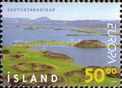 [EUROPA Stamps - Nature Reserves and Parks, Typ YN]