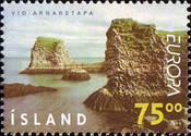 [EUROPA Stamps - Nature Reserves and Parks, Typ YO]