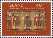 [The 1000th Anniversary of Christianity in Iceland, type ZQ]