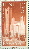[Stamp Day - Buildings, type BN]