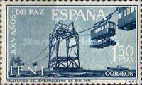 [The 25th Anniversary of the End of Spanish Civil War, type CM]