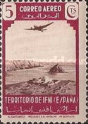 [Airmail - Landscapes, type F]