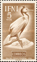 [Stamp Day - Birds, type U]
